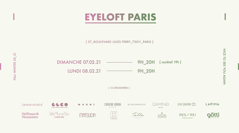 EYELOFT Paris